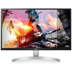 Monitor gaming lg 27ul500-w - 27'/68.6cm ips - 3840*2160 4k - 300cd/m2 - 5ms - hdr10 - displayport - 2*hdmi - flicker free -