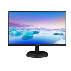 Monitor multimedia philips 273v7qdab - 27'/68.5cm ips - 1920*1080 full hd - 16:9 - 4ms - 250cd/m2 - altavoces 2*2w - vga -