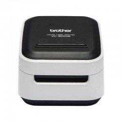 Impresora de etiquetas color brother wifi vc-500w - tecnología zero ink - 8mm/s - ancho máximo etiqueta 50mm - software diseño