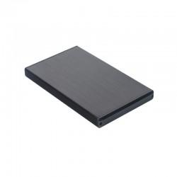 Caja externa aisens ase-2530b para discos duros 2.5'/6.35cm - usb 3.1 - compatible con discos hasta 9.5mm - incluye mini