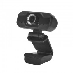 Webcam innjoo cam01 - resolución vídeo 1920*1080 fhd 30fps - enfoque fijo - sensor imagen soi 2.0 - usb 2.0 - cable 1.3m