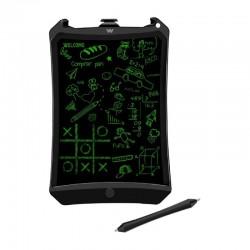 Pizarra digital woxter smart pad 90 black - 9'/22.86cm - pantalla de cristal líquido - lápiz táctil - sensor presión - imán