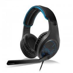 Auriculares con micrófono spirit of gamer elite h20 - drivers 40mm - micrófono retractil - cable 1m - jack 3.5mm -