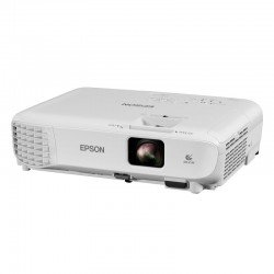 Proyector portátil 3lcd epson eb-x05 - 3300 lumenes - 15000:1 - 1024x768 xga - zoom manual 1.2x - vga/hdmi/compuesto/usb - alt.