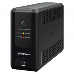 Sai línea interactiva cyberpower ut850eg - 850va/425w - salidas 3*schuko - protección rj11/rj45 - formato torre