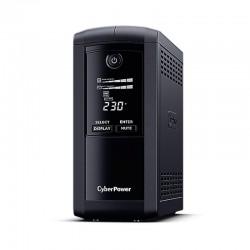 Sai línea interactiva cyberpower vp700elcd - 700va/390w - salidas 4*schuko - formato torre