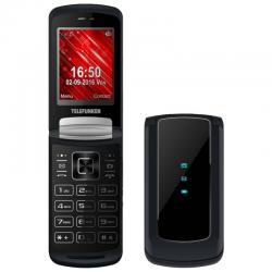 Teléfono móvil libre telefunken tm 28.1 classy - pantalla 2.4'/60.9cm - bt - cámara de fotos - dual sim - radio fm - manos