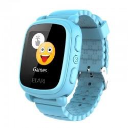 Reloj inteligente con localizador para niños elari kidphone 2 azul - pantalla táctil color - gps/lbs - comunicación