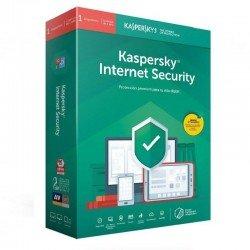 Antivirus kaspersky internet security 2020 - 1 dispositivo - 1 año - no cd