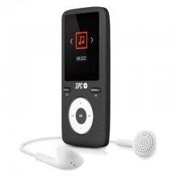 Reproductor mp4 spc pure sound colour 2 8488d - 8gb - 1.8'/4.57cm - fm - fotos - vídeo - grabación voz - ranura para tarjetas -