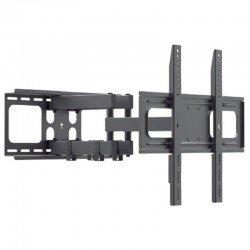 Soporte de pared extensible doble brazo approx appst11xd para tv 26-55'/66-139cm - máximo 50kg - vesa según especificaciones