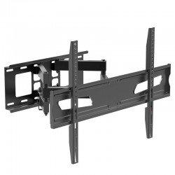 Soporte de pared extensible doble brazo approx appst15xd para tv 32-70'/81-177cm - máx. 50kg - vesa según especificaciones