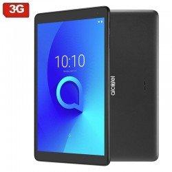 Tablet con 3g alcatel 1t 7 prime black - 7'/17.78cm 1280*800 - qc 1.3ghz - 1gb ram - 8gb - android oreo go - cam 2mp/vga - bat
