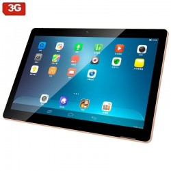 Tablet con 3g innjoo f104 gold - qc mediatek 6582 - 1gb ram - 16gb - 10.1'/25.65cm - android 8 - cámara 0.3/2mpx - micro sd -