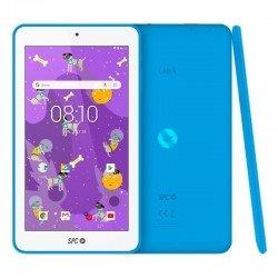 Tablet spc laika 7 azul - qc a35 1.3ghz - 1gb ddr3 - 8gb - 7'/17.78cm ips hd - cam frontal videollamada - bt 4.0 - bat 2500mah