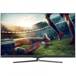 Televisor uled hisense 65u8qf - 64.5'/163.8cm - 3840*2160 4k - hdr - dvb-t2/c/s2 - smart tv - 2*10w - wifi - bt - 4*hdmi -