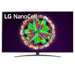 Televisor lg 49nano816na - 49'/124cm - 3840*2160 4k - hdr - dvb-t2/c/s2 - sonido 20w - smart tv - webos 5.0 - wifi - 4*hdmi -