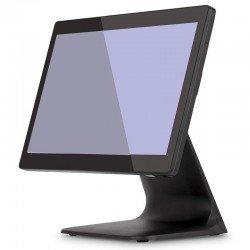 Tpv kt-100 ft w negro - qc j1900n 2ghz - 4gb ddr3 - 64gb ssd - pantalla 15.6'/39.6cm táctil - freedos