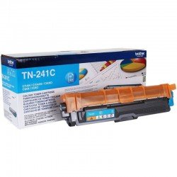 Toner cian brother tn241c - 1400 páginas - compatible según especificaciones
