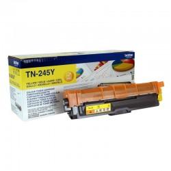 Toner amarillo brother tn245y - 2200 pag - compatible según especificaciones