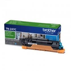 Toner cian brother tn247c - 2300 páginas - compatible según especificaciones