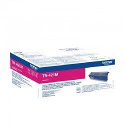Toner magenta brother tn421m - 1800 páginas - compatible según especificaciones
