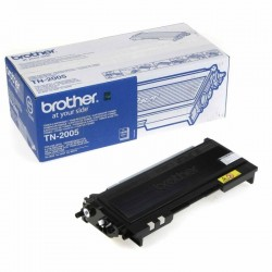 Toner brother tn-2005 1500 páginas negro