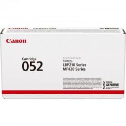 Toner negro canon 052 - 3100 páginas - compatible según especificaciones
