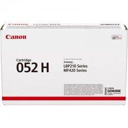 Toner negro canon 052 h - 9200 páginas - compatible según especificaciones