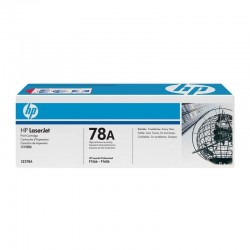 Toner negro hp ce278ad nº78a láser 2100 páginas 2 unidades para la hp láser p1566 / p1606