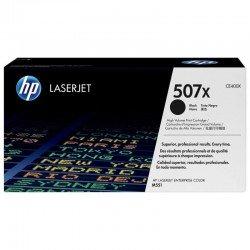 Toner negro hp nº507x para laserjet color m575c / m551n / dn / xh - 11000 páginas