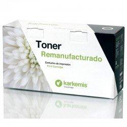 Toner karkemis reciclado brother láser tn-2120 monoc. 2.600 pag. rem.