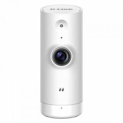 Mini cámara vigilancia hd d-link dcs-8000lh - 802.11g/n - vídeo hd 720p - visión nocturna - detección movimiento - acceso