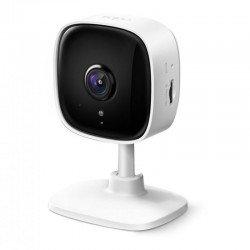 Cámara wifi de seguridad tp-link tapo c100 - 1080p - visualización nocturna - audio doble vía - notificaciones y detección de