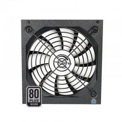 Fuente de alimentación atx tacens radix vii ag 600 - 600w - ventilador 14cm - 12db - sistema antivibraciones - 80plus silver