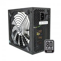 Fuente de alimentación atx tacens radix 700w ventilador 14cm 12db sistema antivibraciones
