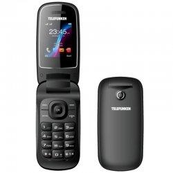 Telefono movil libre telefunken tm 18.1 classy - pantalla 1.8'/4.5cm - bt - camara de fotos - dual sim - radio fm - manos