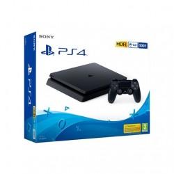 CONSOLA SONY PS4 500GB NEGRA