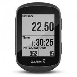 Gps bicicleta garmin edge 130 - pantalla 1.8'/4.57cm - gps - bt-  notificaciones inteligentes - funciones