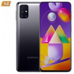 Smartphone móvil samsung galaxy m31s black - 6.5'/16.51cm - cam (64+12+5+5)/32mp - oc - 128gb - 6gb ram - android - 4g - dual