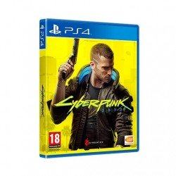 JUEGO SONY PS4 CYBERPUNK 2077 ED. DAY ONE
