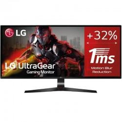 Monitor gaming ultrapanorámico lg ultragear 34um69g 34'/ wfhd/ multimedia/ negro