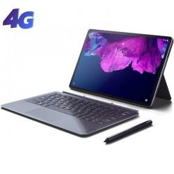 Tablet lenovo tab p11 pro 11.5'/ 6gb/ 128gb/ 4g/ gris pizarra/ incluye teclado y precision pen 2